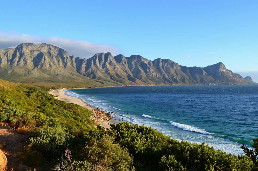 self catering accommodation in Gordons Bay - 185 on Beach